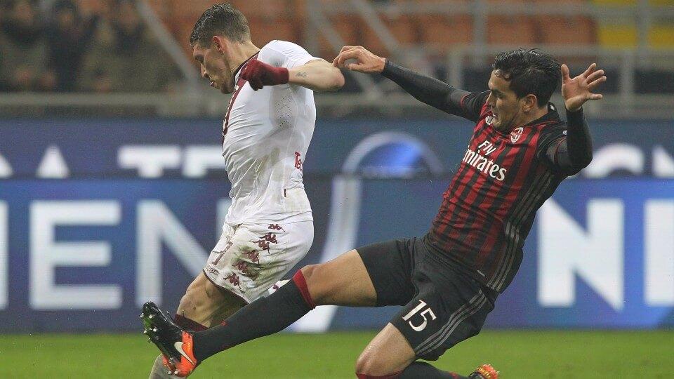 Milan Torino 12.01.2017
