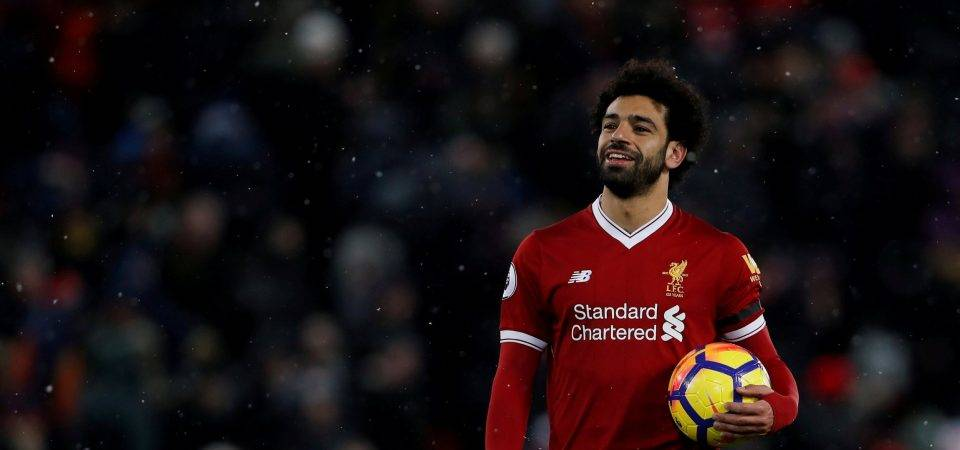Мохамед Салах, Ливерпуль 5:0 Уотфорд, 17 марта 2018